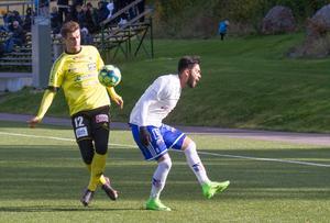 Rijad Babovic gjorde 24 mål under säsongen.