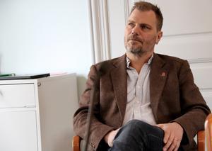 Jonas Lennerthson ( S), oppositionsråd i Falun.