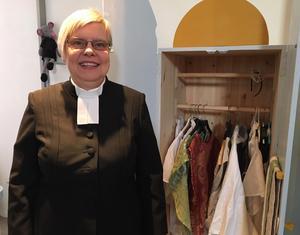 Kyrkoherde Margareta Carlenius är numera kontraktsprost, efter Camilla Nyberg , kyrkoherde i Sundborns församling.