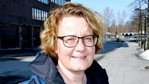 Lena Grandin, 52 år, IT-utvecklare, Kvissleby:
