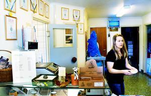 Agneta Larsson säljer gården och flyttar till Sundsvall. Bild: Sara Linderoth, Arkivbild