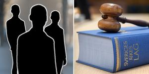 18-åringen med Nynäshamnskoppling dömdes till 2 år och 2 månader i fängelse för bland annat människorov. Två 17-åringar dömdes till sluten ungdomsvård i ett år. Foto: TT