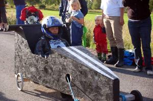 Tim Zetterqvist hade koll på tiden och tog en delad förstaplats.