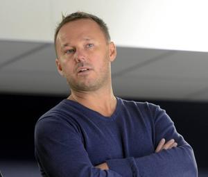Leksands-profilen Mikael Karlberg kommer inte att bli Micke Sundlövs efterträdare som sportchef för Modo Hockey. Bild: Stefan Ericson.
