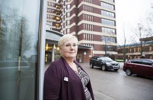 Cathrin Dahlström behövde som småbarnsförälder bättre arbetstider än restaurangbranschen erbjöd och började på Ericsson 1995.