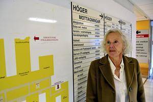 Vi har tidigare berättat om en 80-årig patient som avled efter en sjuktransport mellan Sundsvalls sjukhus och Örnsköldsviks sjukhus och på frågan om hur vanligt det är att patienter skickas mellan sjukhusen svarade Carlsson: