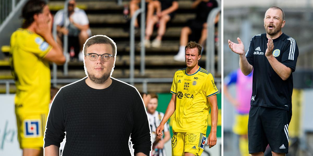 Dubbla förluster håller inte om det ska bli allsvenskt spel nästa år – vart är GIF Sundsvall på väg?