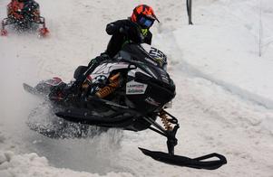 John Stenberg blev bäste länsåkare med en tredjeplats i Openklassen.