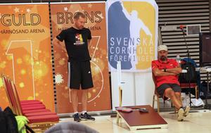 Det kommer tävlande enda från Tyskland för att delta i Svenska öppna.