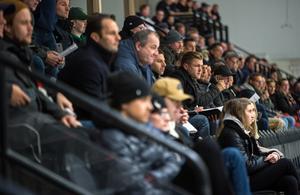 Publiksiffran för Småkronornas första match landade på 938 personer.