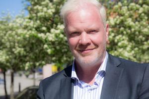 Christer Otterström, ny ordförande för Företagarna i Nynäshamn.