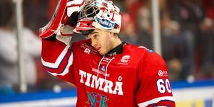 Adam Ohre är  tillbaka i Timrå-tröjan. Foto: Pär Olert / BILDBYRÅN