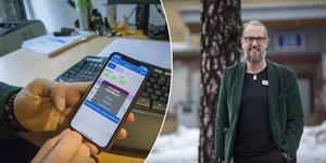 Sjuksköterskan Måns Lööf fick förra veckan ta emot det prestigefyllda SveaPriset, utdelat av socialminister Lena Hallengren.