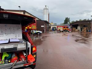 Foto: Brandkåren Norra Dalarna