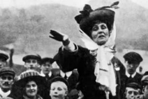 Emmeline PankhurstBild: Youtube