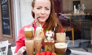 Baristan och journalisten Izabelle Johannisson lobbar för en sommar i kaffets tecken och ger tips på både kalla och varma drinkar.