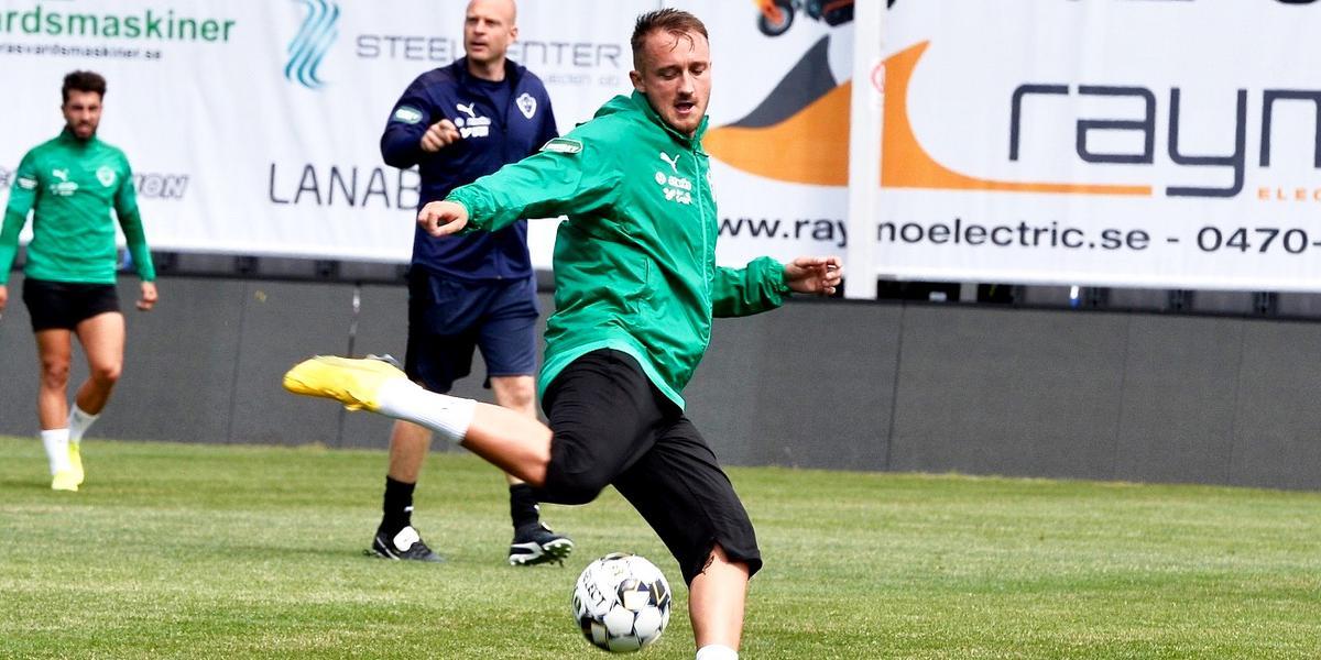 """Suljevic vill se det egna spelet lyfta mot Akropolis: """"Har inte varit wow"""""""
