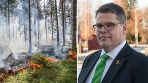 Anders Wigelsbo (C), kommunstyrelsens ordförande i Sala kommun.Bild: Niklas Hagman/ Niklas Storm