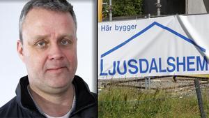 Nya byggplaner i Järvsö för Ljusdalshem – denna gång radhus.