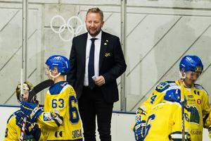 Fredrik Söderström coachade Aaron Irving förra säsongen och har mycket gott att säga om den 23-årige kanadensaren. Bild: Fredrik Varfjell/Bildbyrån.