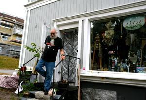 För 20 år sedan flyttade Anders Öhrn in i lägenheten på Södermalm i Sundsvall.
