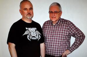 Leif och Hans Lindstrand berättade om sin Rysslandsresa.