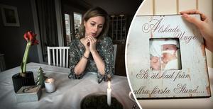 Caspers liv blev 100 dagar långt. Mamma Camilla Westman från Själevad har skrivit en pjäs om hela historien.