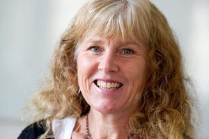 Charlotte Edberger Jangdin (C) är ordförande för tekniska nämnden.