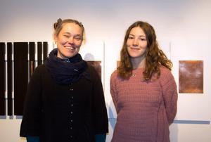 Åsa Maria Hedberg, Härnösand/Jämtland, och Jenny Norberg, Alnön/Hägersten. Saknas på bilden gör Henrik Jonsson, Stöde/Gustavsberg.