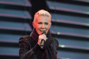 Marie Fredriksson. Foto: Suvad Mrkonjic/TT