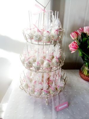 Specialbeställda cakepops.