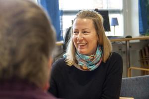 Ann-Sofie Gustafsson, enhetschef vid Hälsinglands utbildningsförbund.