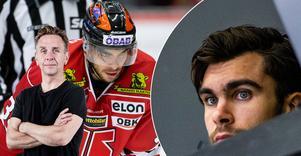 Svensk hockey är inte brutalare än tidigare. Tvärtom. Det är farten som