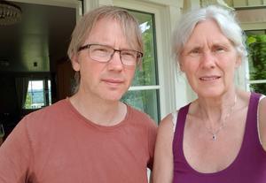 Börje Norlin, Monica Persson Norlin. Bild: privat