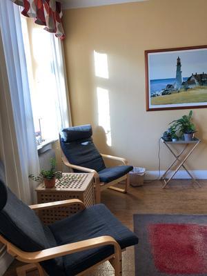 Möblerna är det enda som är sig lika före... Foto: Emelie Eriksson