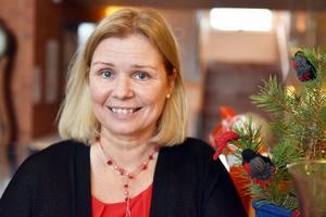 Malin Höglund (M), socialnämndens ordförande, hoppas och tror att andra kan axla rollen vad gäller återbruksverksamheten.