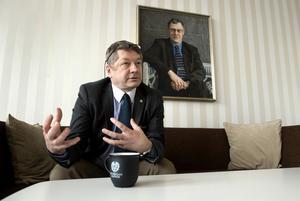 Lars Niklasson, rektor för Högskolan i Skövde.