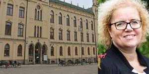 Anne Andersson, kommundirektör i Örebro har beslutat om en omorganisation som ska vara i gång vid årsskiftet.