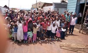 Från Trosgnistans hjälparbete i Kongo.