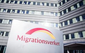 Migrationsverket. Foto: Adam Wrafter/TT