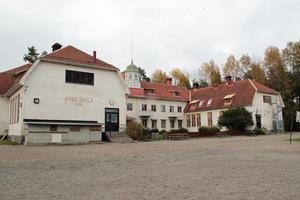 Hybo skola har stora renoveringsbehov, enligt tf fastighetschef Richard Brännström, som genomför en inventering av kommunägda byggnader i Ljusdal.