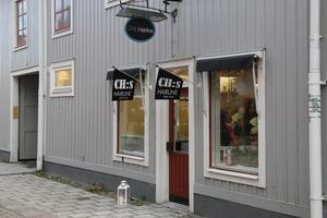 CH:s hairline på Brunnsgatan.