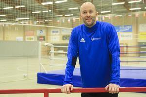Anders Olsson var glad och nöjd över hur hela arrangemanget av Special Olympics gått.