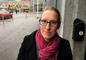 Cecilia Andersson, 37 år, stadsträdgårdsmästare, Sundsvall