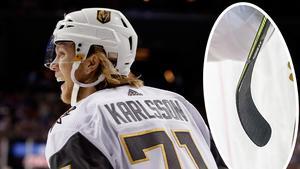 Willam Karlsson har gjort succé den här säsongen.