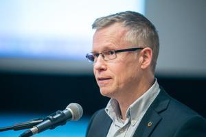 Bräckes kommunalråd Jörgen Persson (S).
