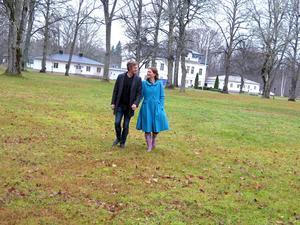 På en gala i Uppsala den 9 december får vi veta om Teo vinner. För två år sedan nominerades hustrun Sanna Rudling, men då vann en näringslivschef i Enköping.