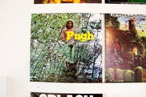 I går öppnade Galleri S utställningen Progressive posters och gimmick covers.