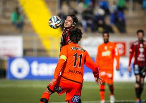 Emir Smajic gjorde comeback, svarade för 1-0 och visade sin potential som forward. I honom har ÖFK ett stort sparkapital framöver.