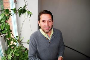 Näringslivschef Joakim Larsson.